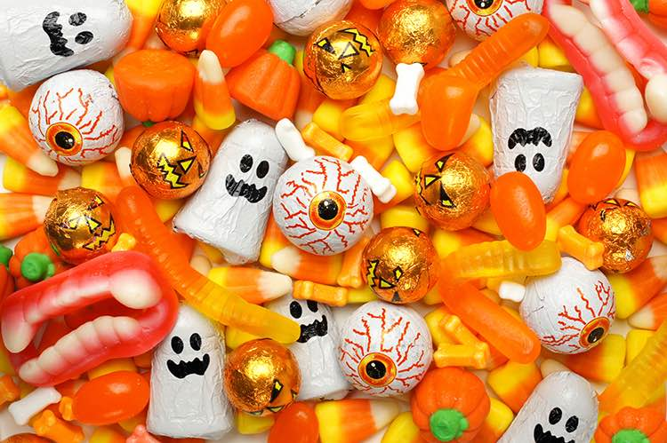 When Is There Too Much Halloween Candy?