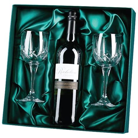 Wine and Glasses Gift Sets