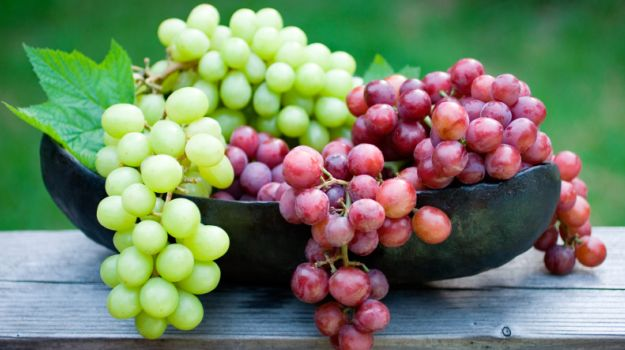 Some Of The Health Benefits Of Grapes