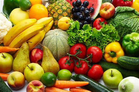 Why Consume Fruits and Vegetables?