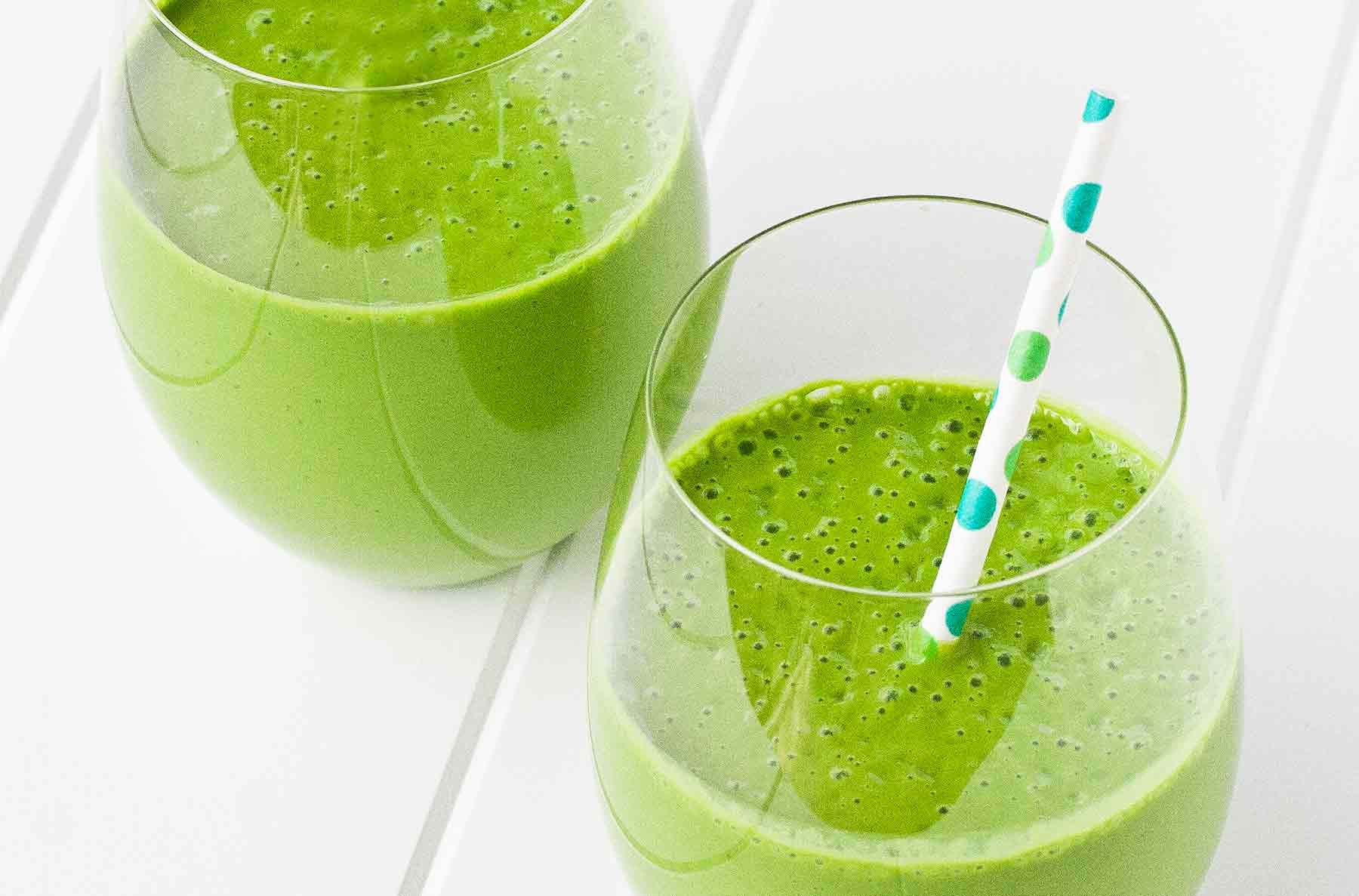 The Well being Benefits That The Green Smoothie May Provide