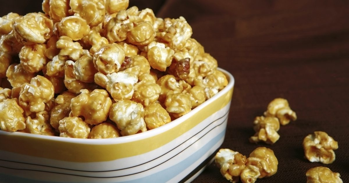 A Fantastic Wholesome Treat Is Low Calorie Kettle Corn