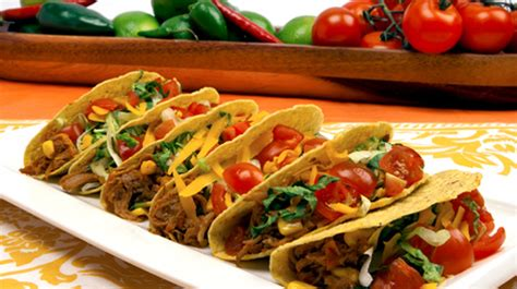 Family Meals: Get Together Over Mexican Food Tonight