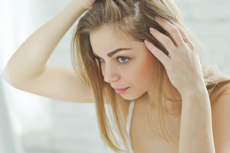 Hair Growth Treatment for Women's Thinning Hair