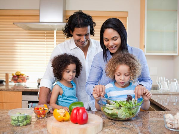 Child Nutrition: Help your child eat right