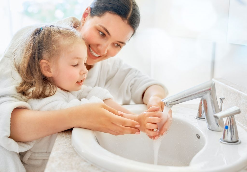 Which is a good hand wash for removing bacteria and germs?