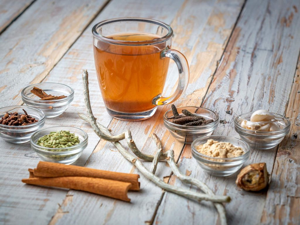 Beat your cold with Kadha