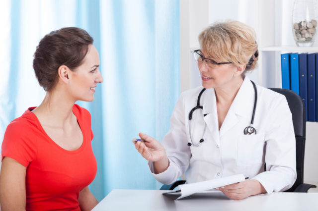 Signs and treatment for infertility